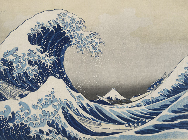 Cineplex Events Brings the Works of Hokusai to the Big Screen